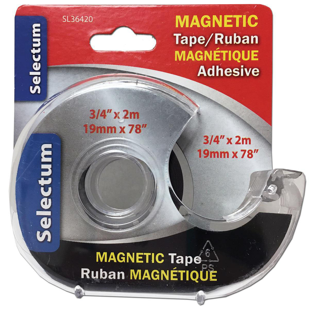 Magnetic Adhesive Roll