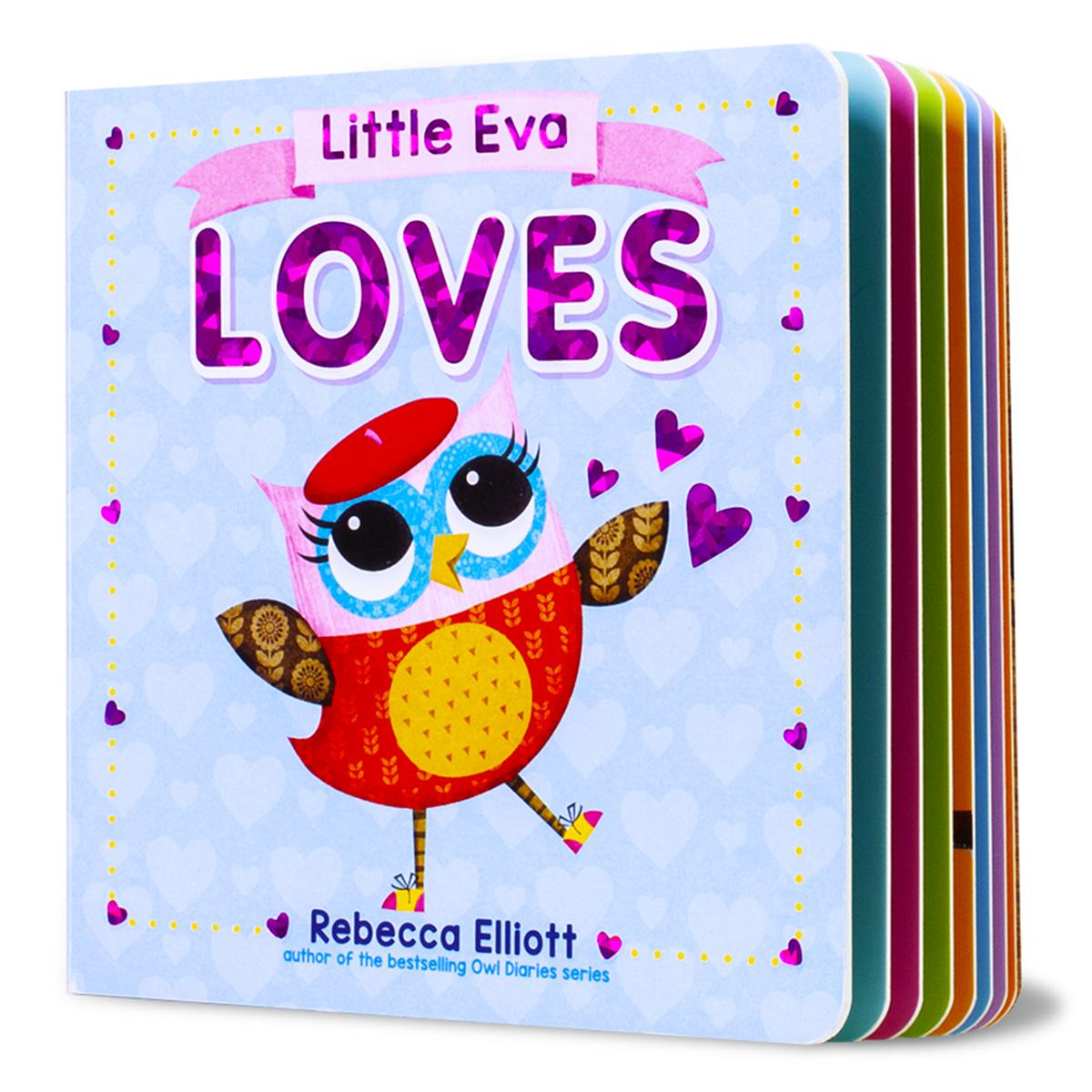 Little Eva Loves