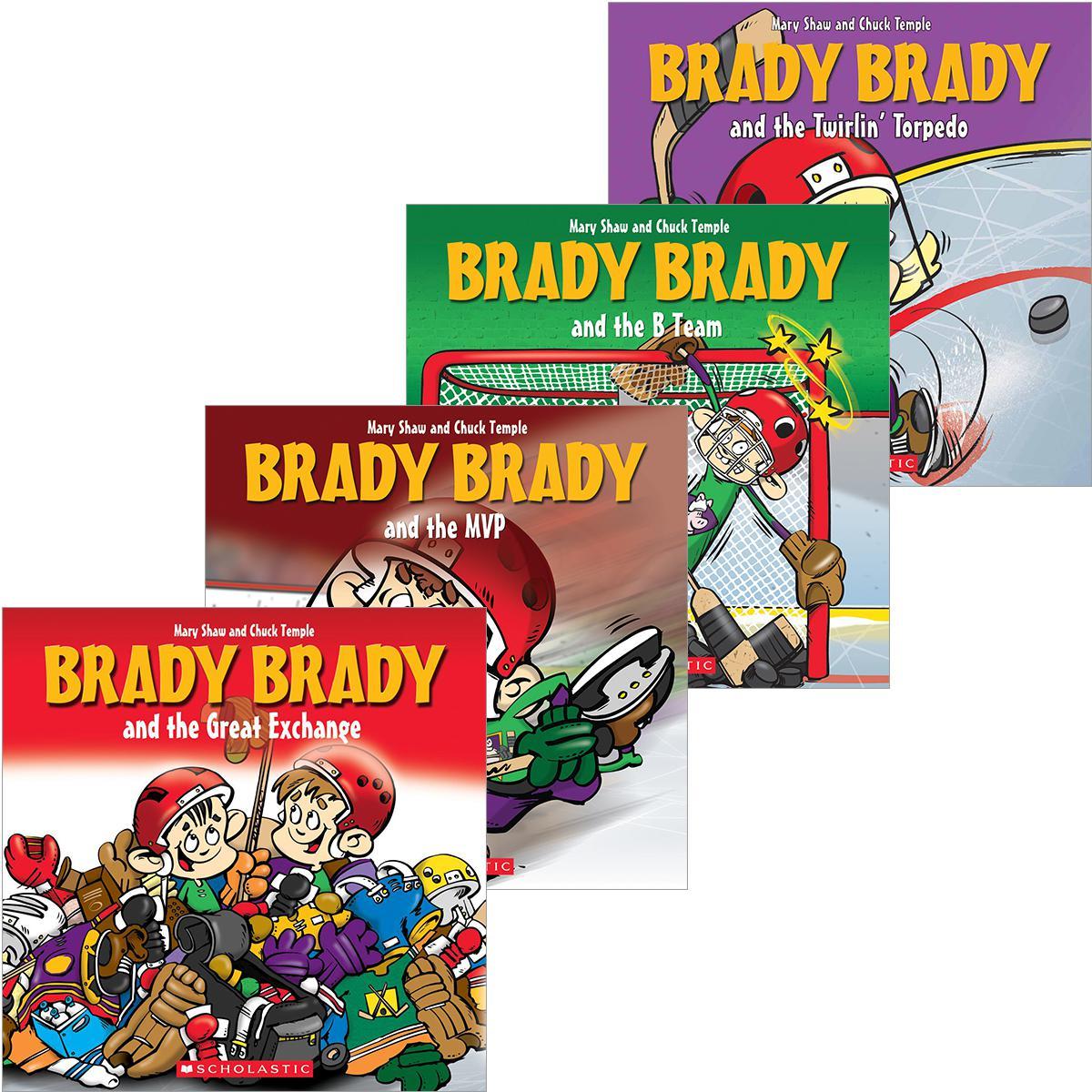 Brady Brady Mega Pack
