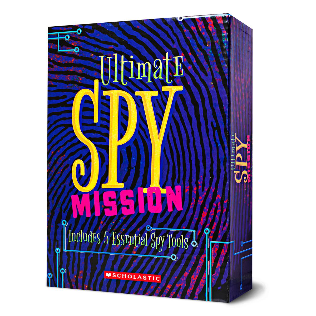 Ultimate Spy Mission
