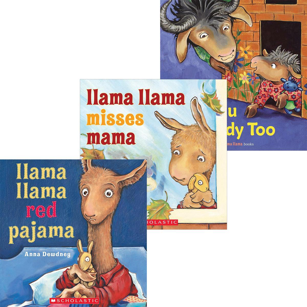 Llama Llama Pack