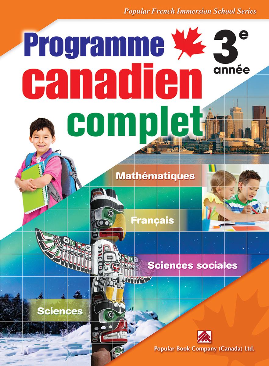 Programme Canadien complete: Gr. 3