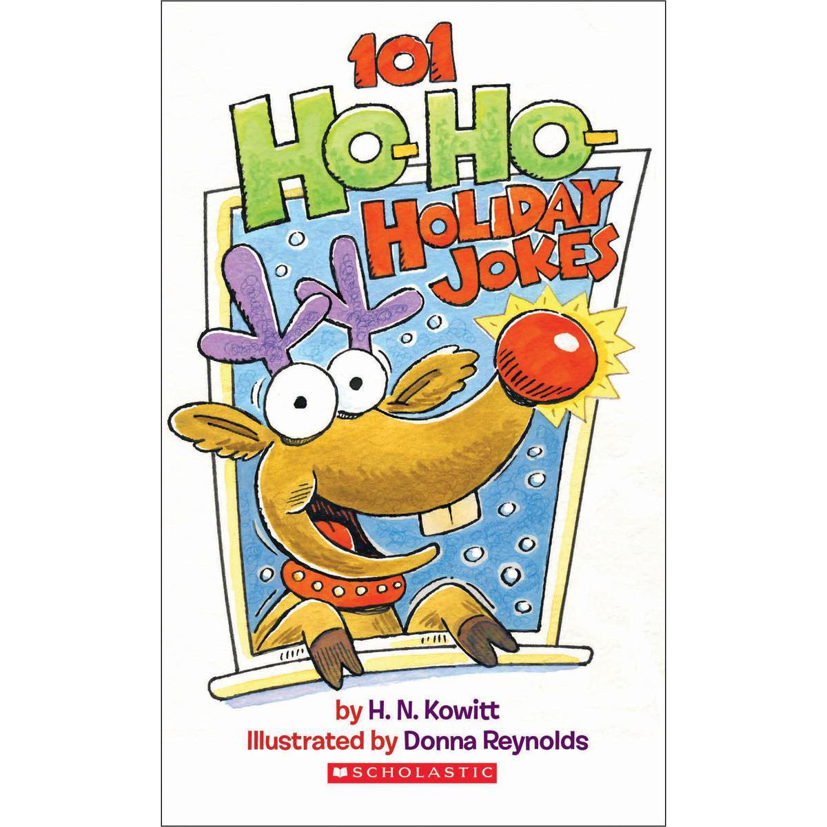 101 Ho-Ho-Holiday Jokes 10-Pack