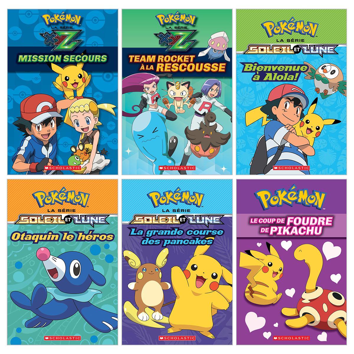 Albums Pokémon