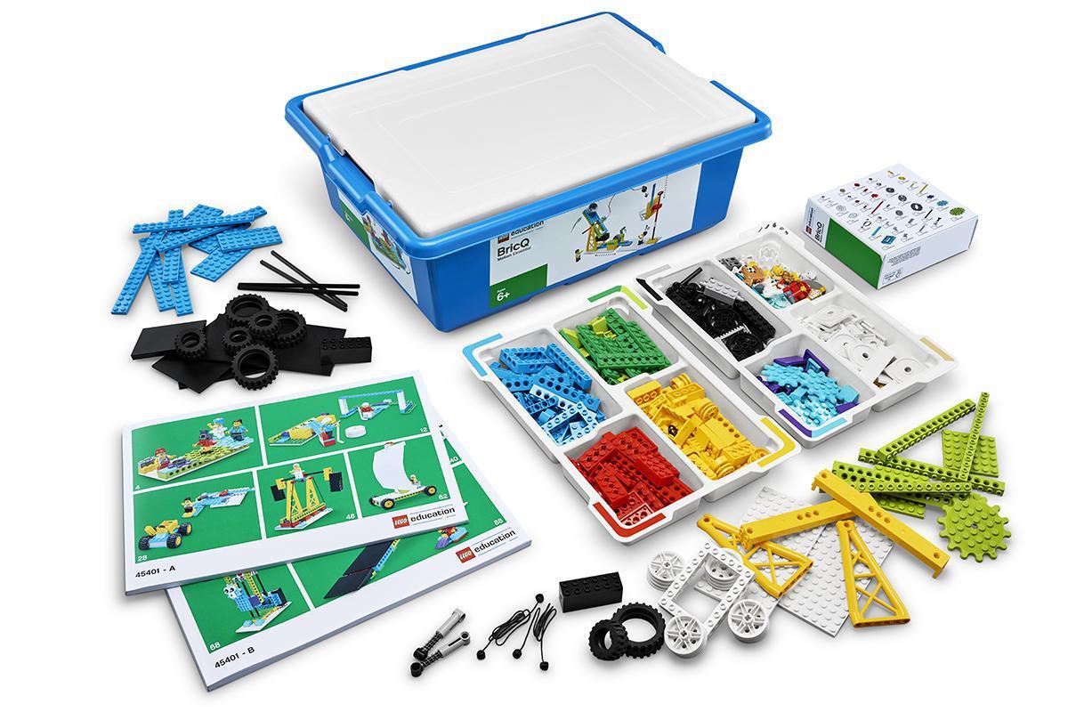 LEGO Education Bricq Motion Essentials Set