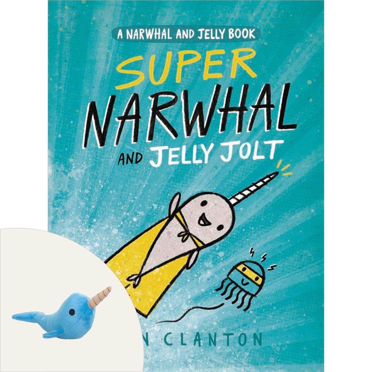 Super Narwhal and Jelly Jolt Pack