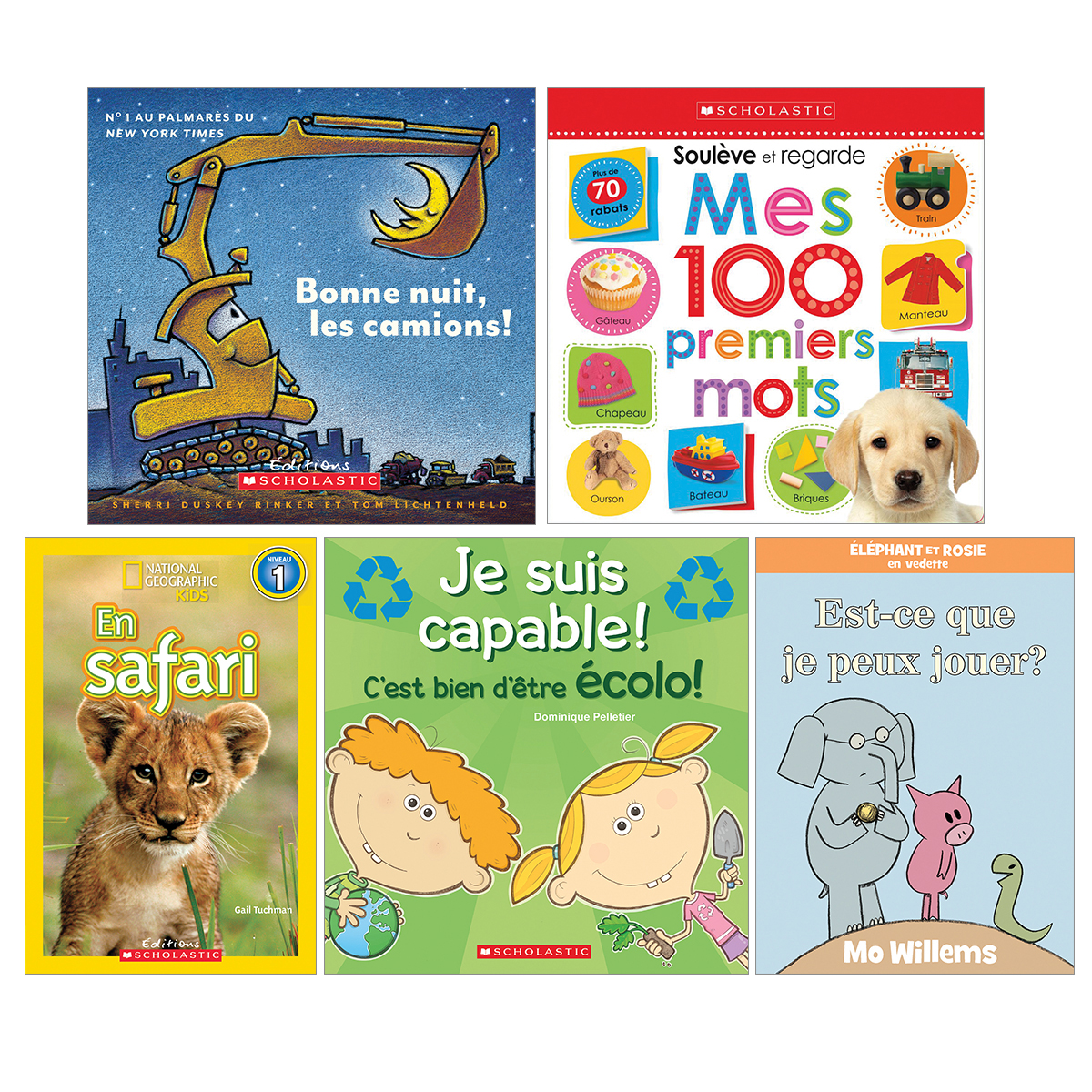 French immersion - Kindergarten and Grade 1
