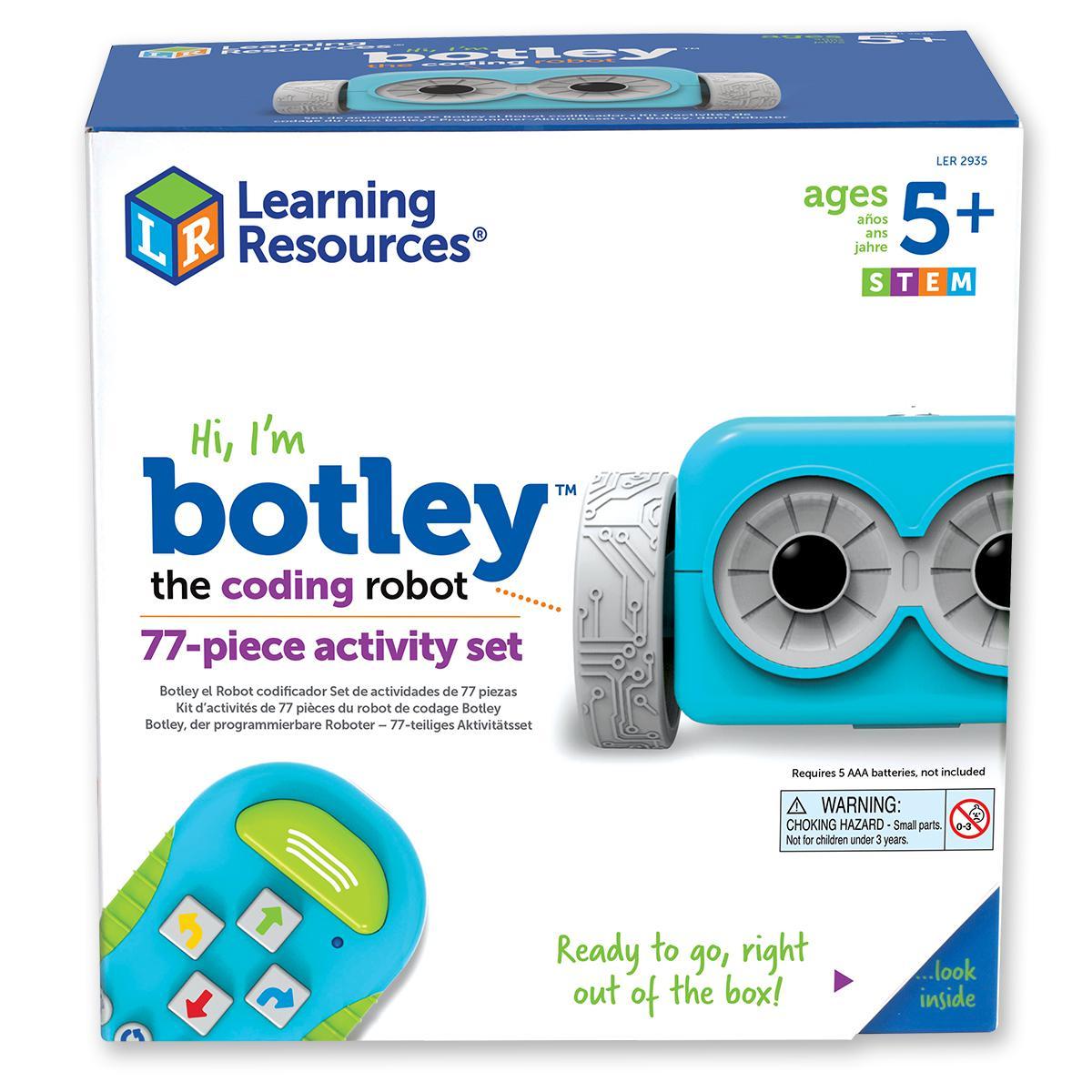 Botley® Le robot codeur - Ensemble d'activités