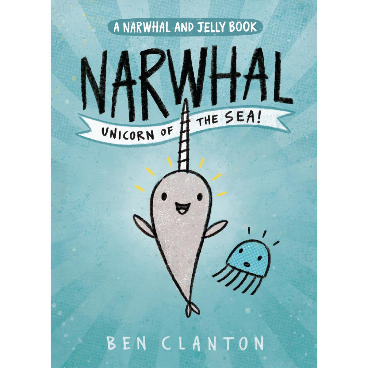 Narwhal: Unicorn of the Sea 10-Pack