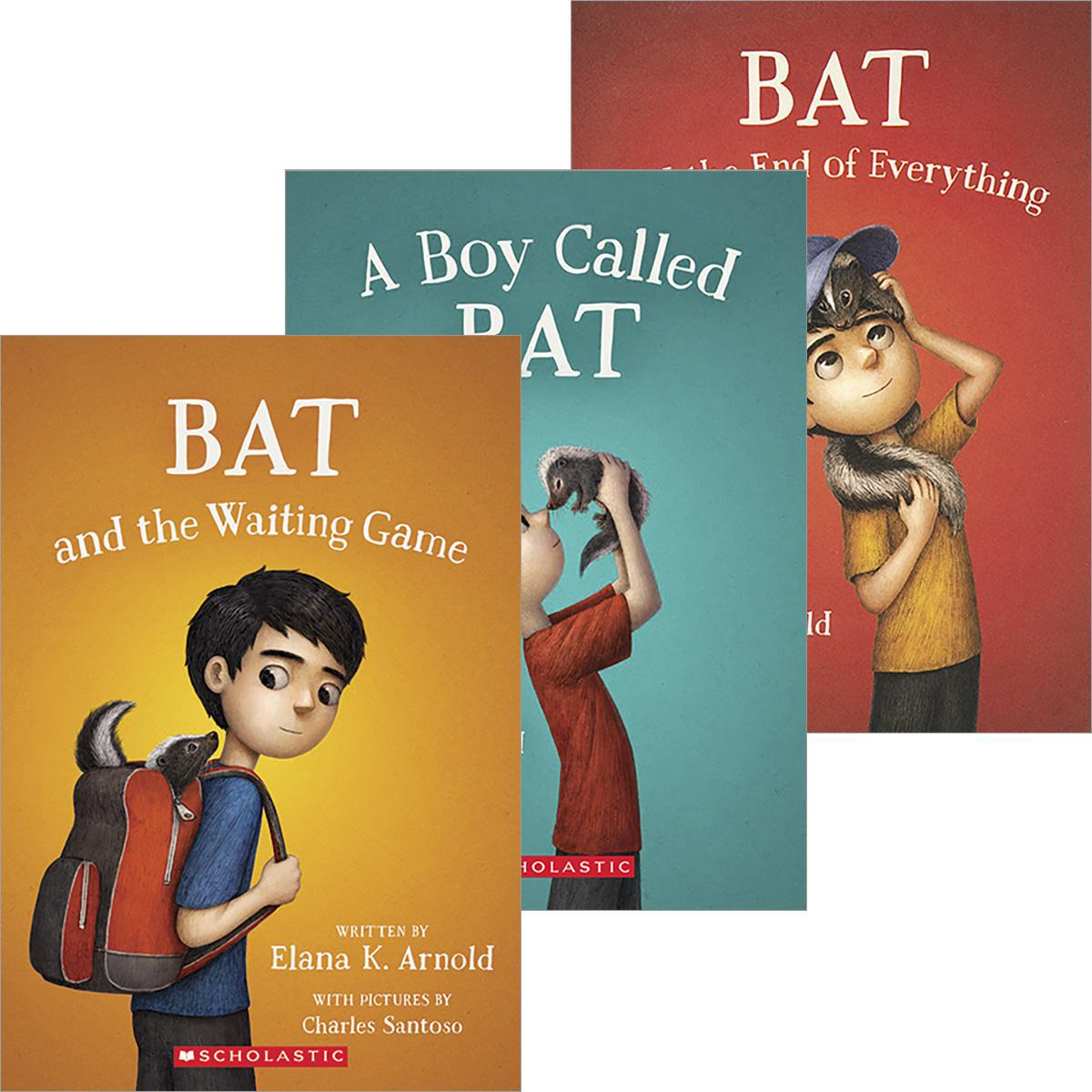 A Boy Called Bat Pack