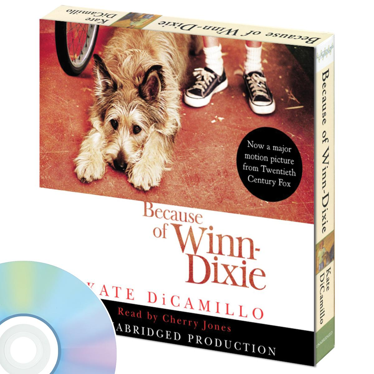 Because of Winn-Dixie: Audiobook