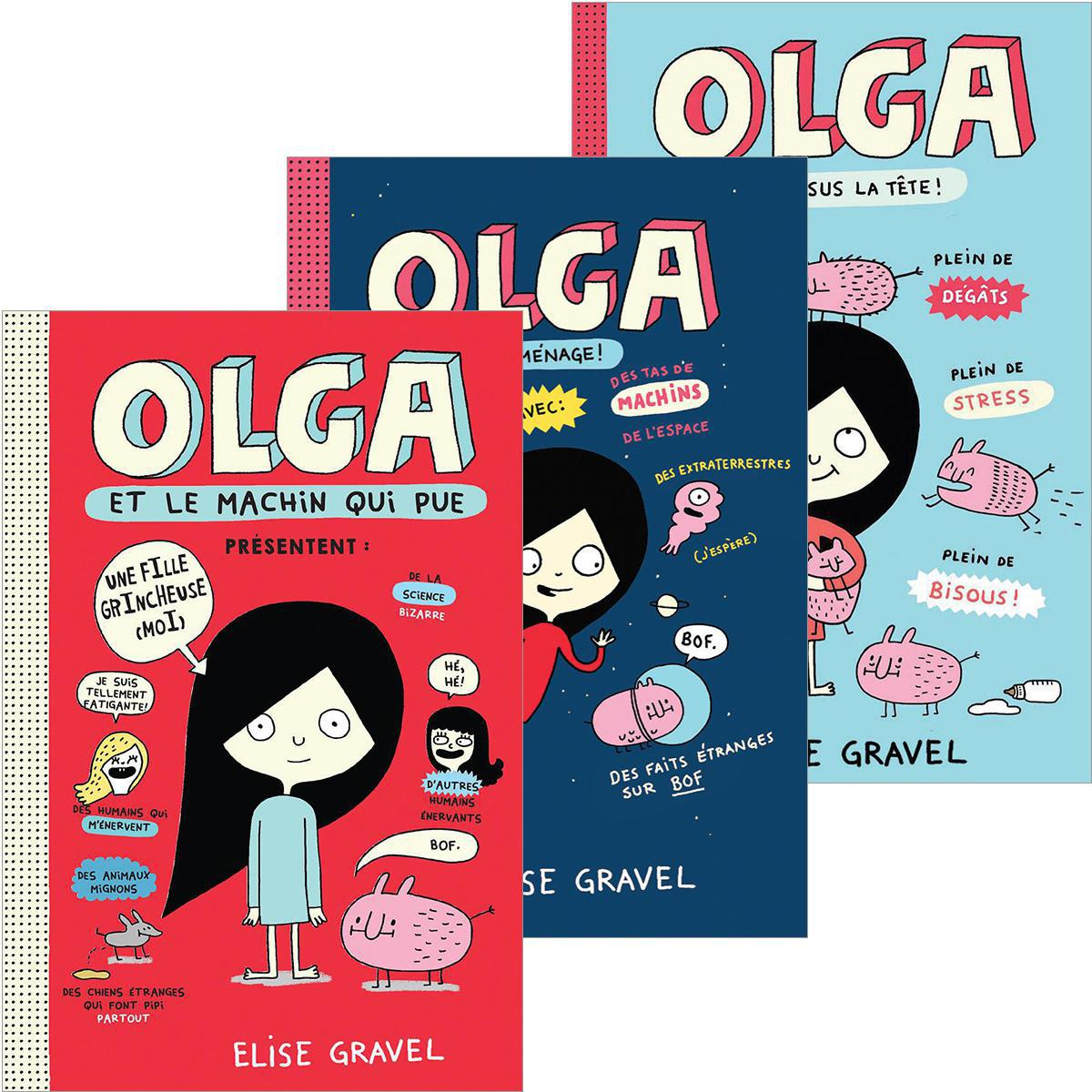 Collection Olga