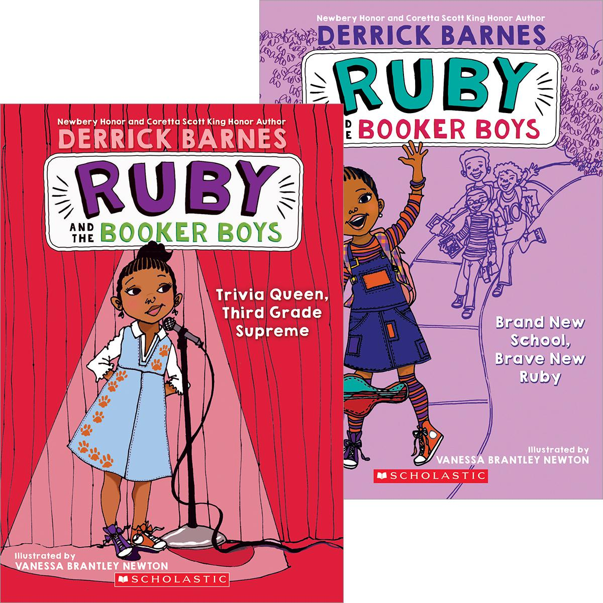 Ruby and the Booker Boys Pack