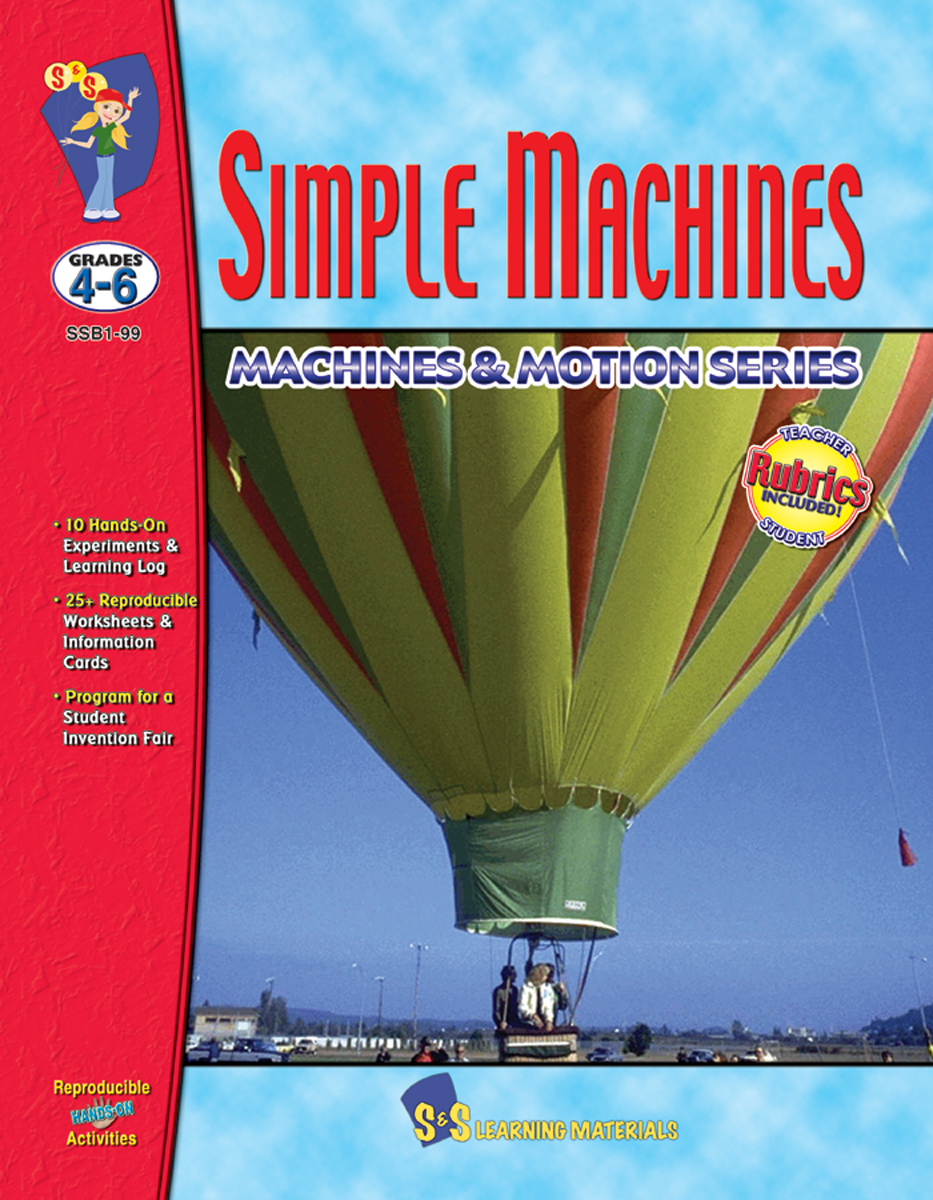Simple Machines Grades 4-6