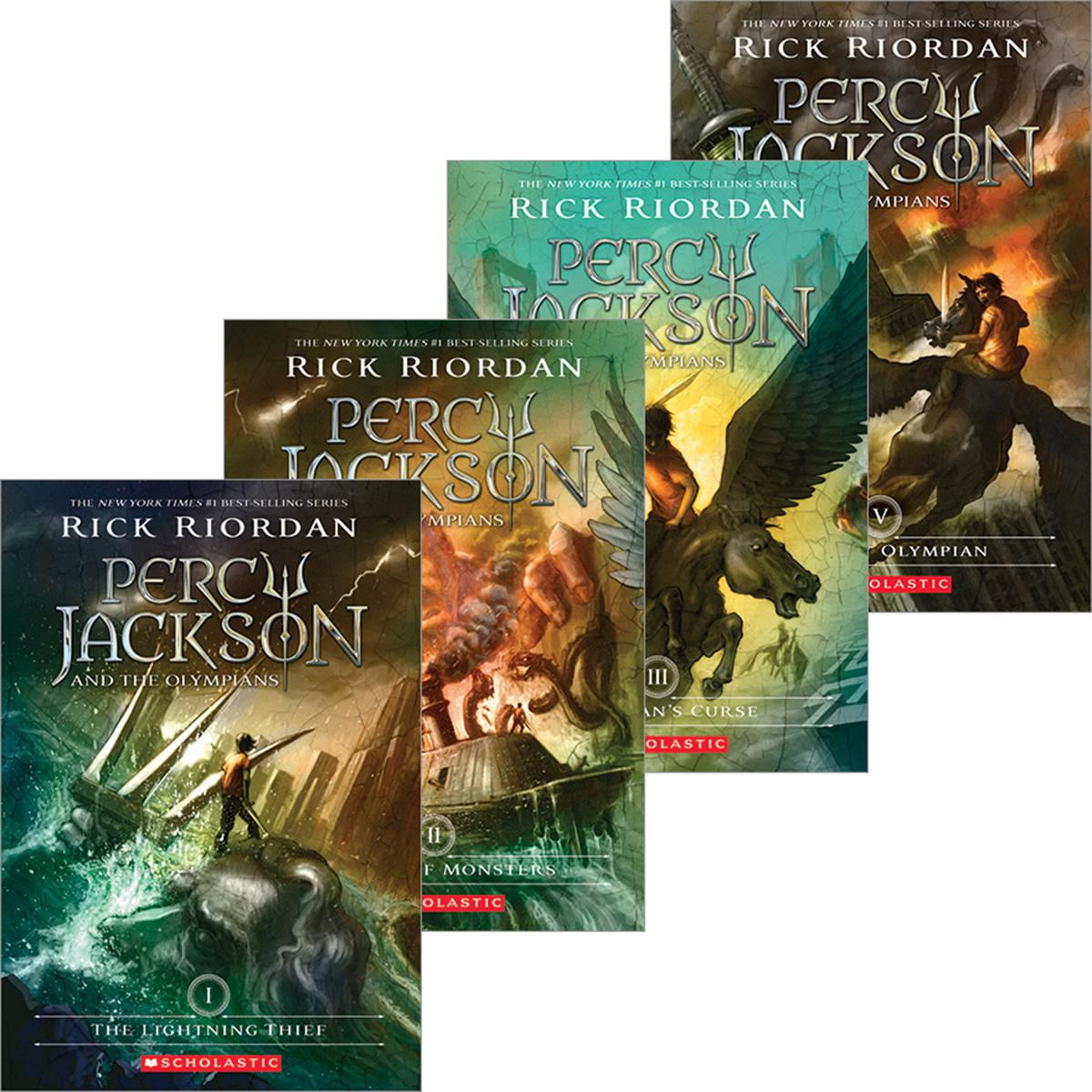 Percy Jackson and the Olympians Pack