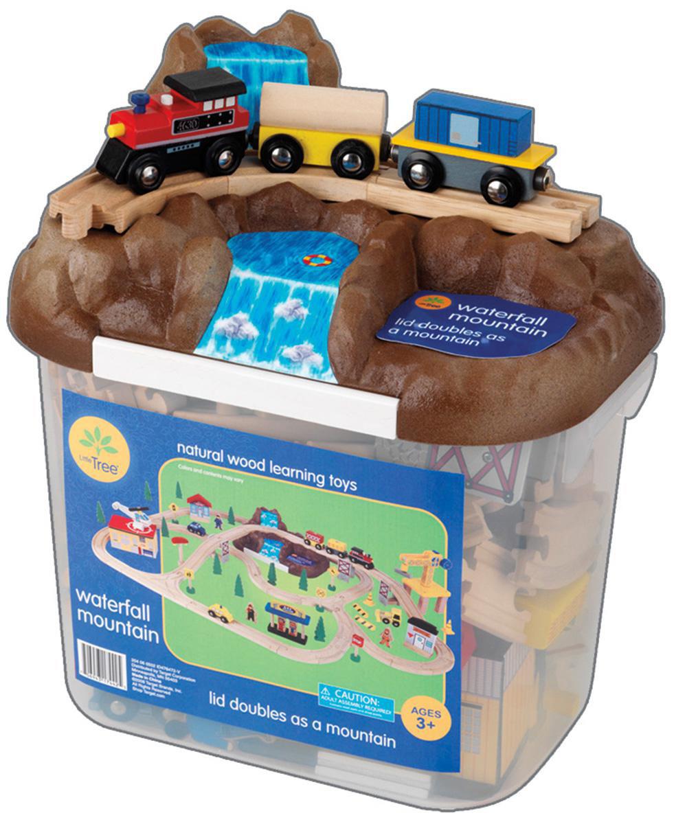 Bucket Top Mountain Train Set