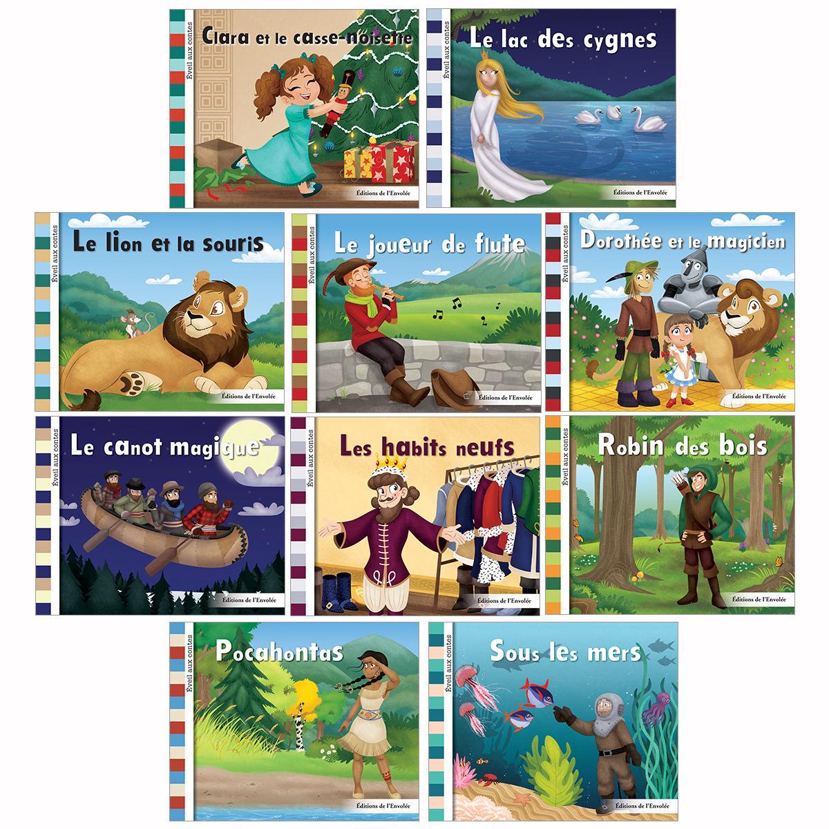 Collection Éveil aux contes 3