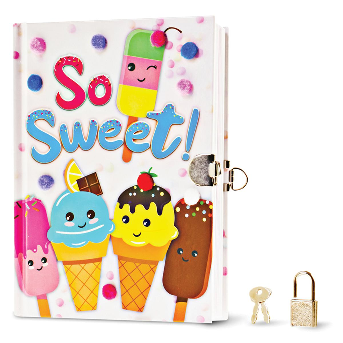 So Sweet! Pom-Pom Diary