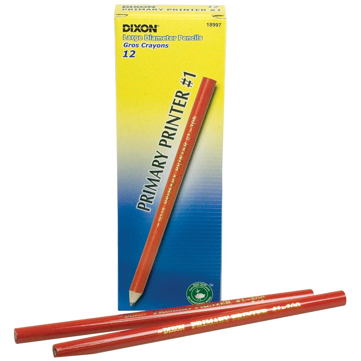 Primary Printer #1 Pencils