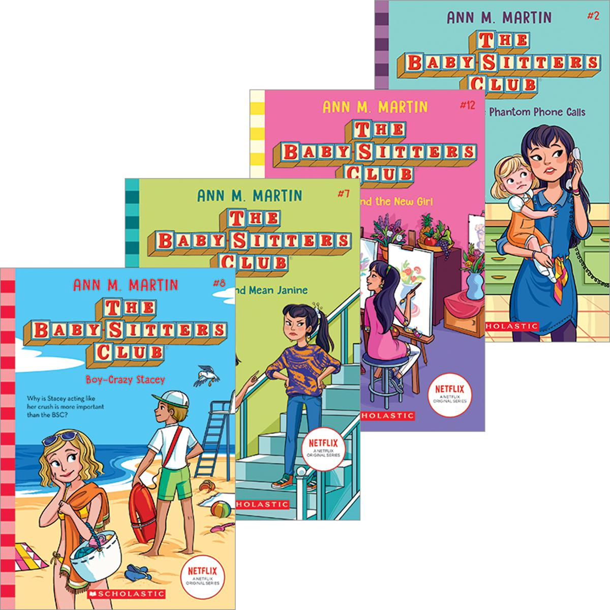 The Baby-Sitters Club® #1-#16 Pack