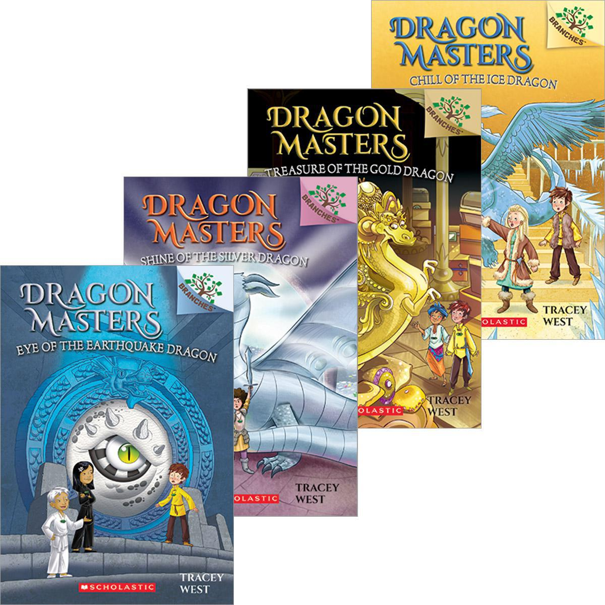 Dragon Masters #9-#16 Pack