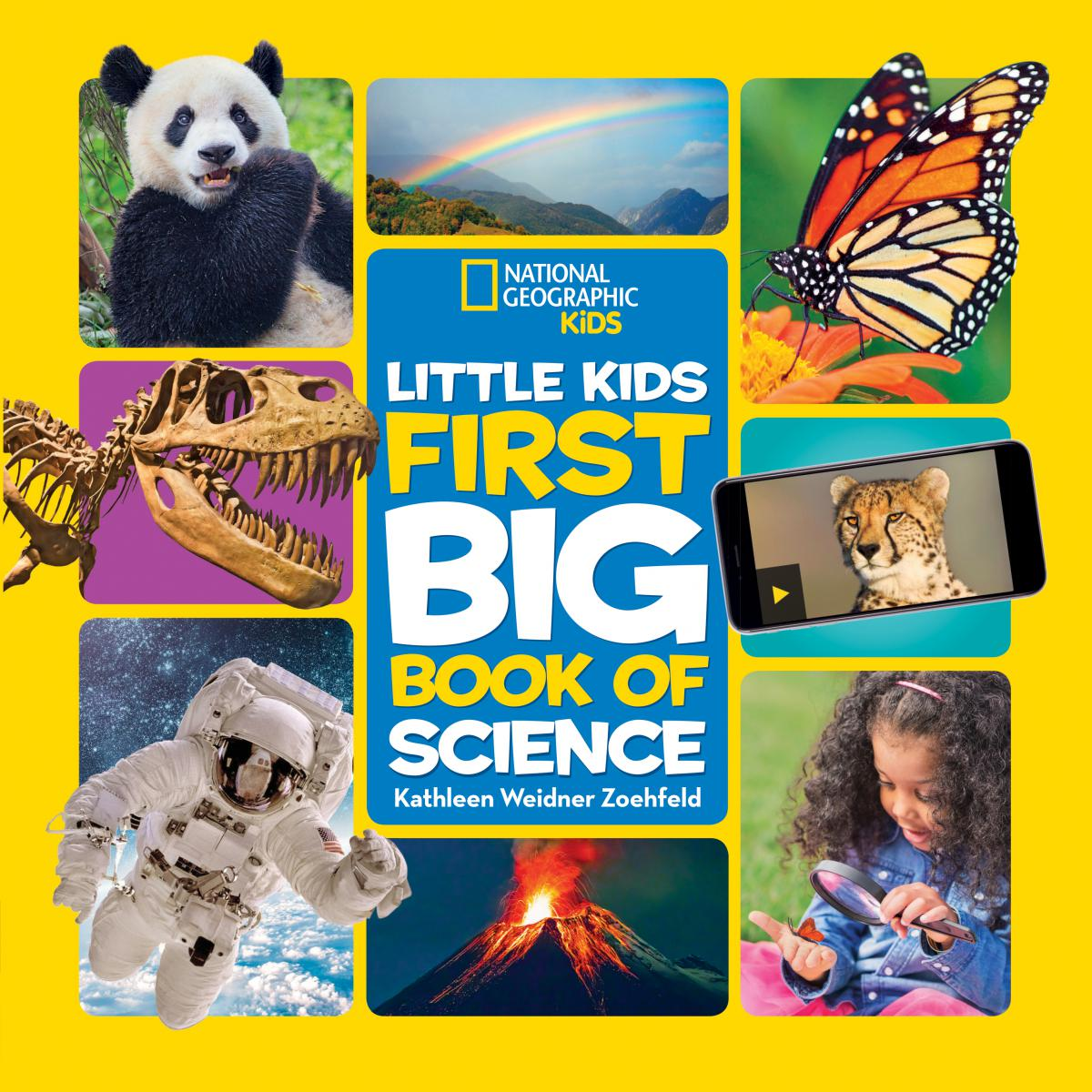 National Geographic Kids: Little Kids First Big Book of Science