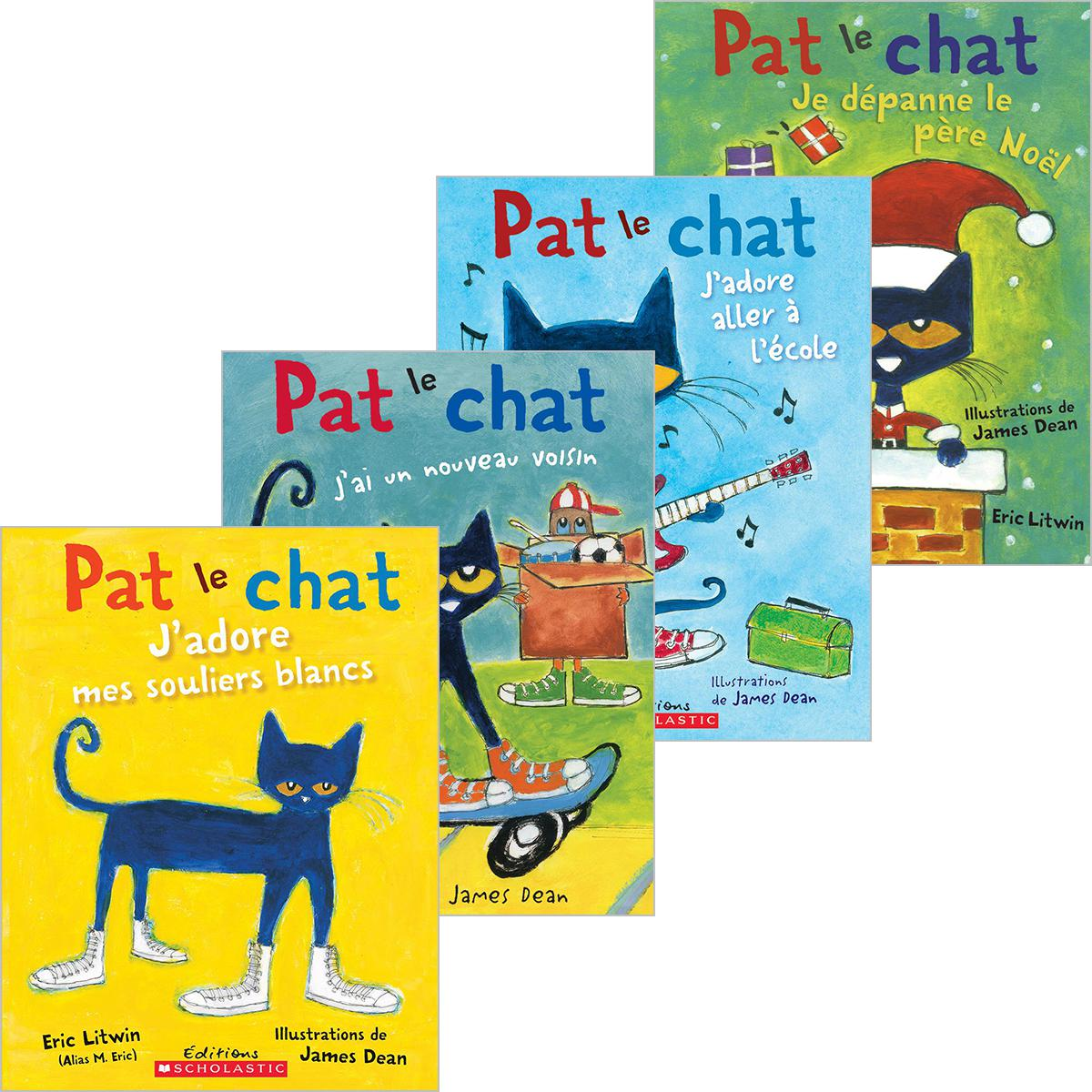 Collection Pat le chat 1