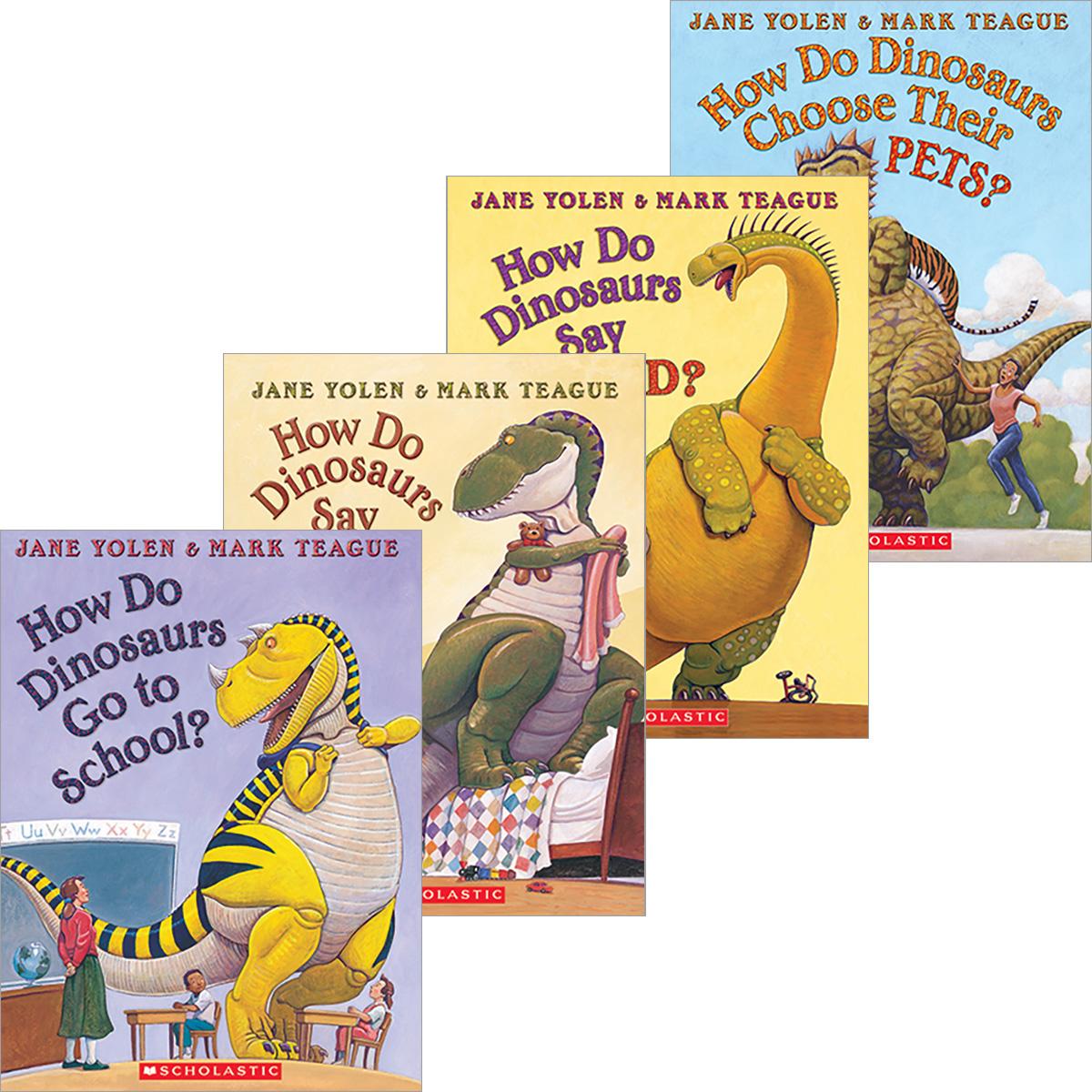 How Do Dinosaurs...? Pack