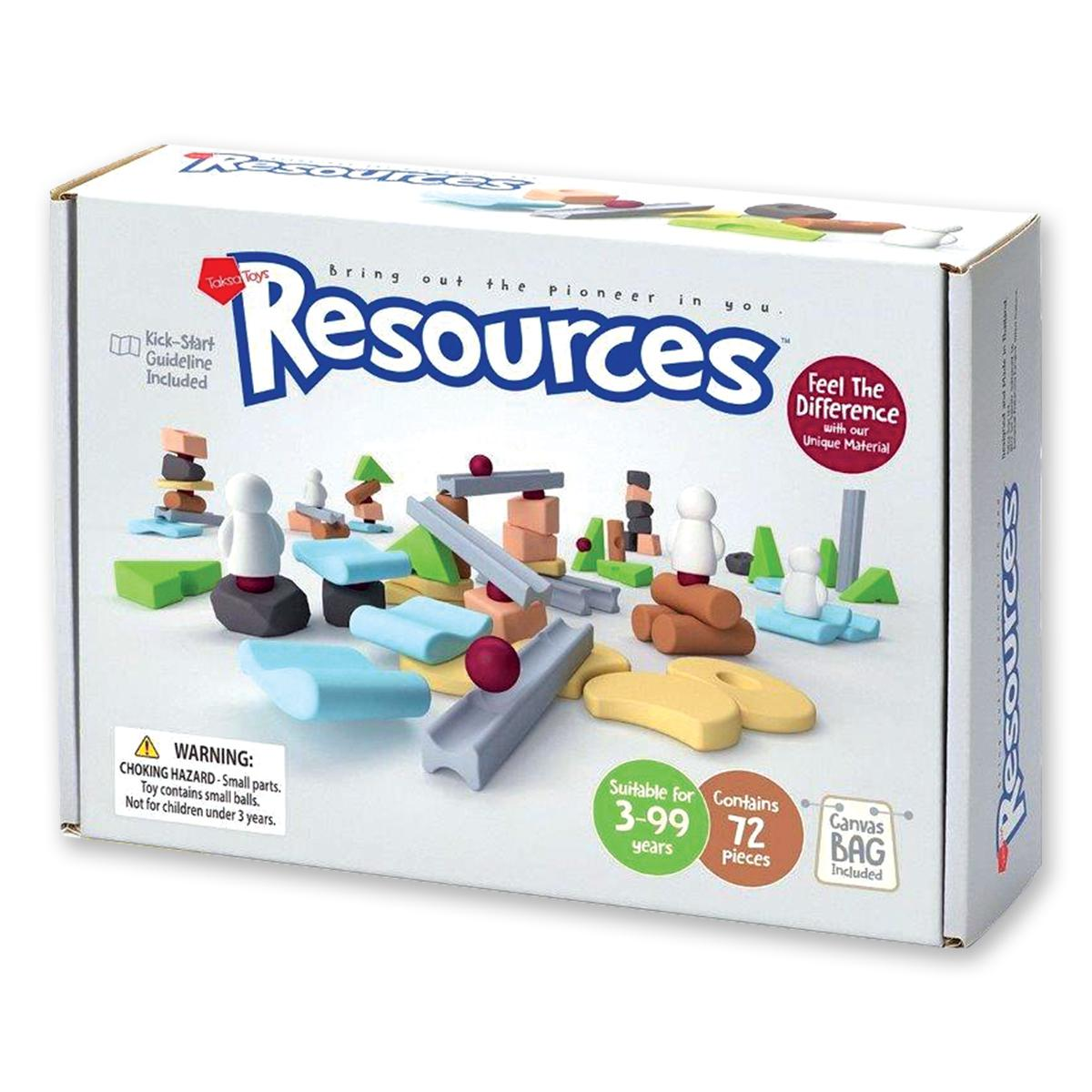 Resources : Constructions créatives