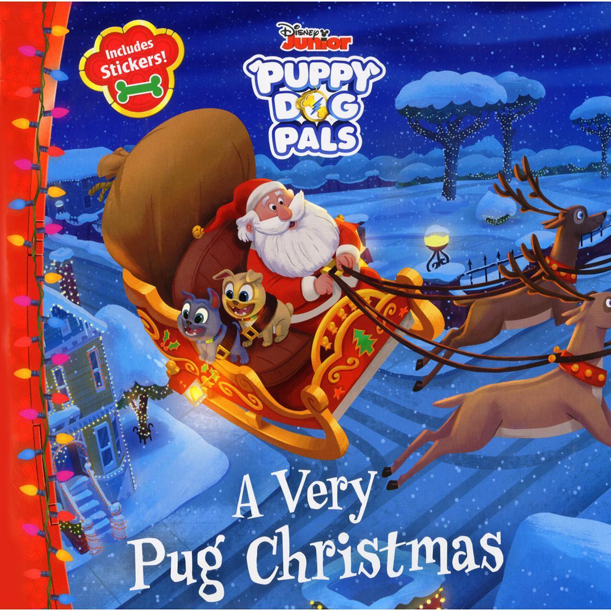 Puppy Dog Pals: A Very Pug Christmas