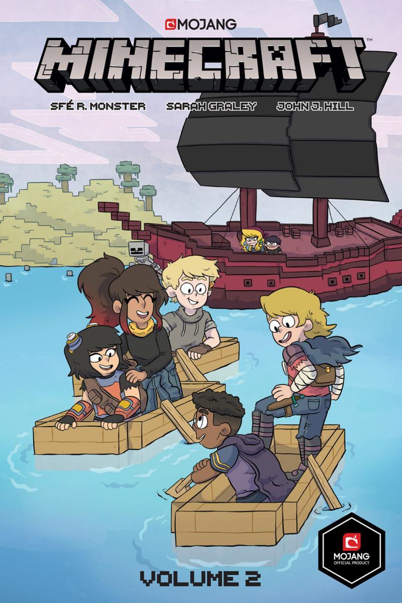 Minecraft, Volume 2