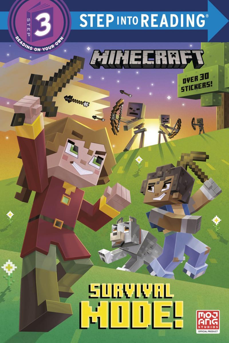 Minecraft: Survival Mode!