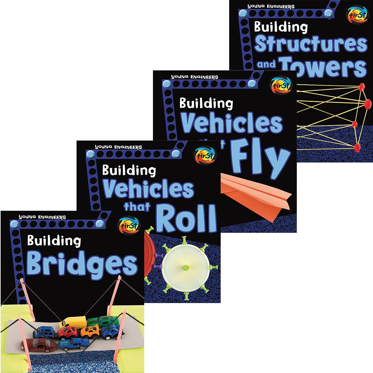 Capstone Young Engineers 4-Pack