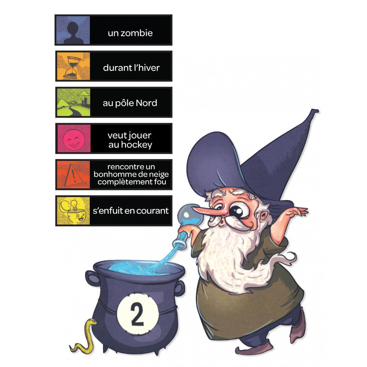 Les récits enchantés de Gribrouillon Cycle 2