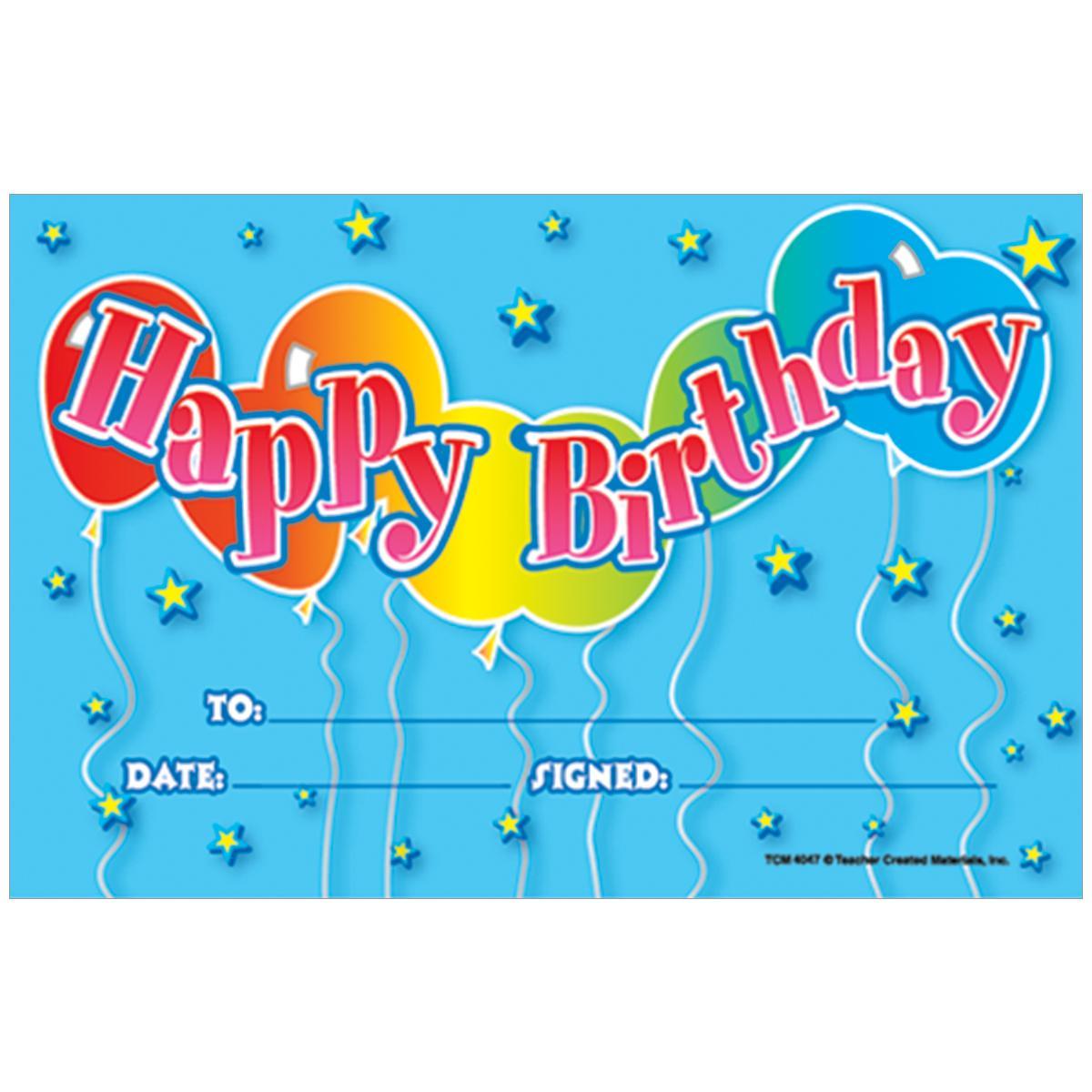 Happy Birthday 2 Awards
