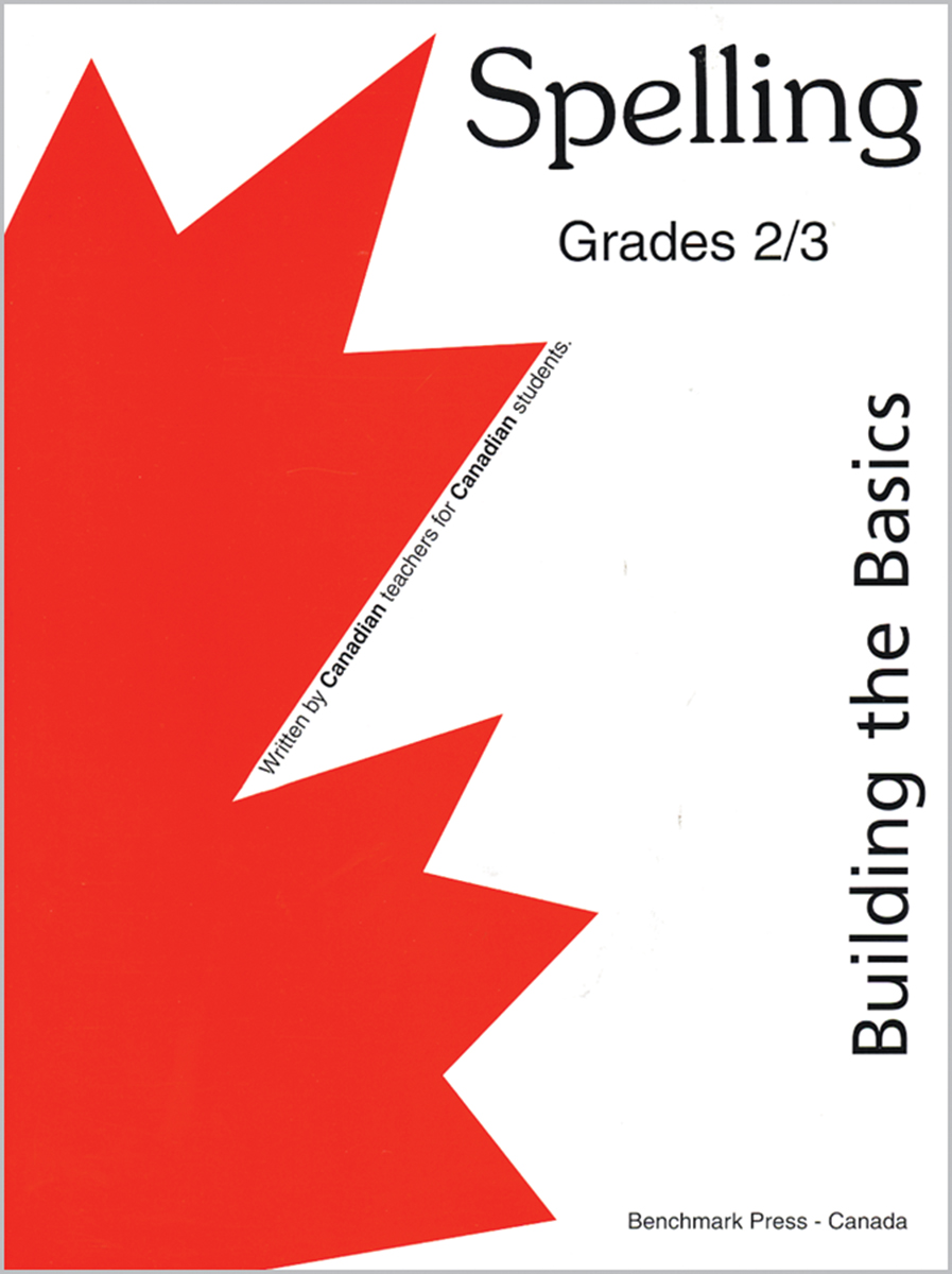 Building the Basics: Spelling Grades 2-3