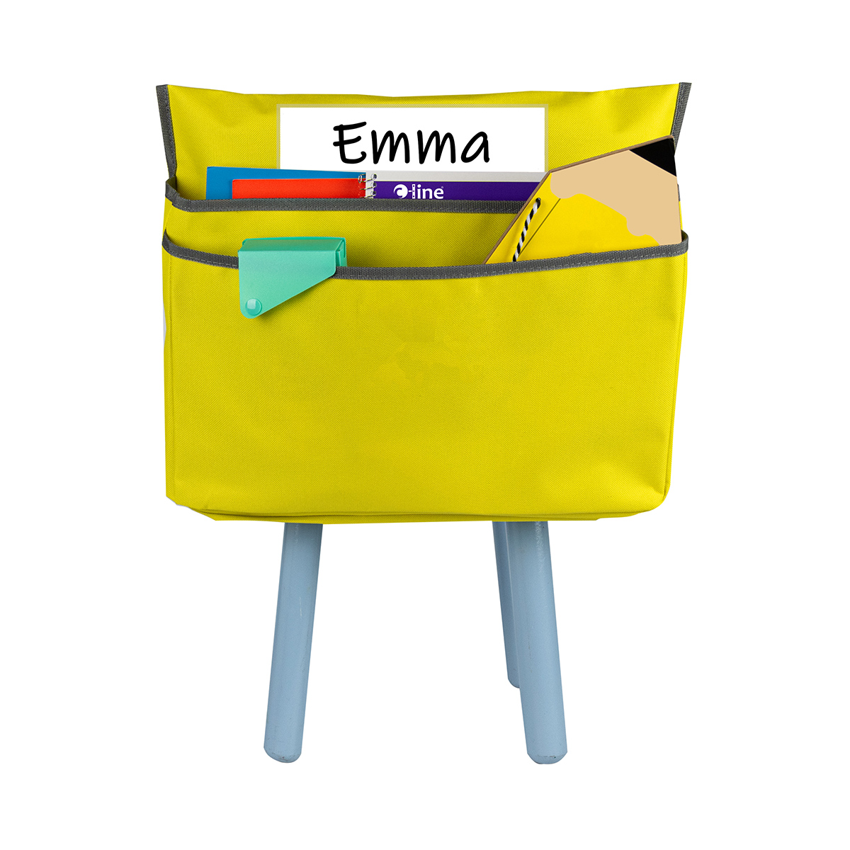 Chair Cubbies: Small (Yellow)