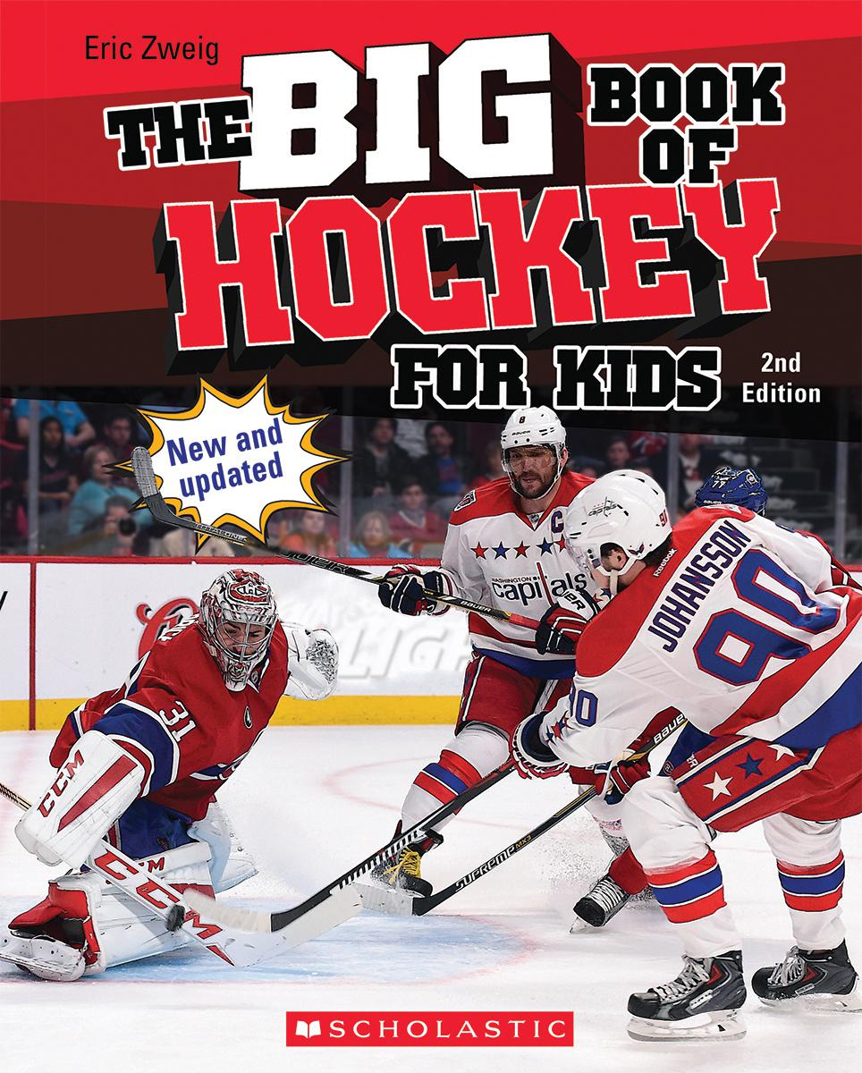 The Big Book of Hockey for Kids: 2nd Edition