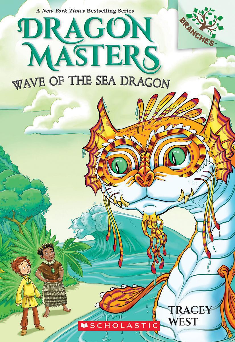 Dragon Masters #19: Wave of the Sea Dragon