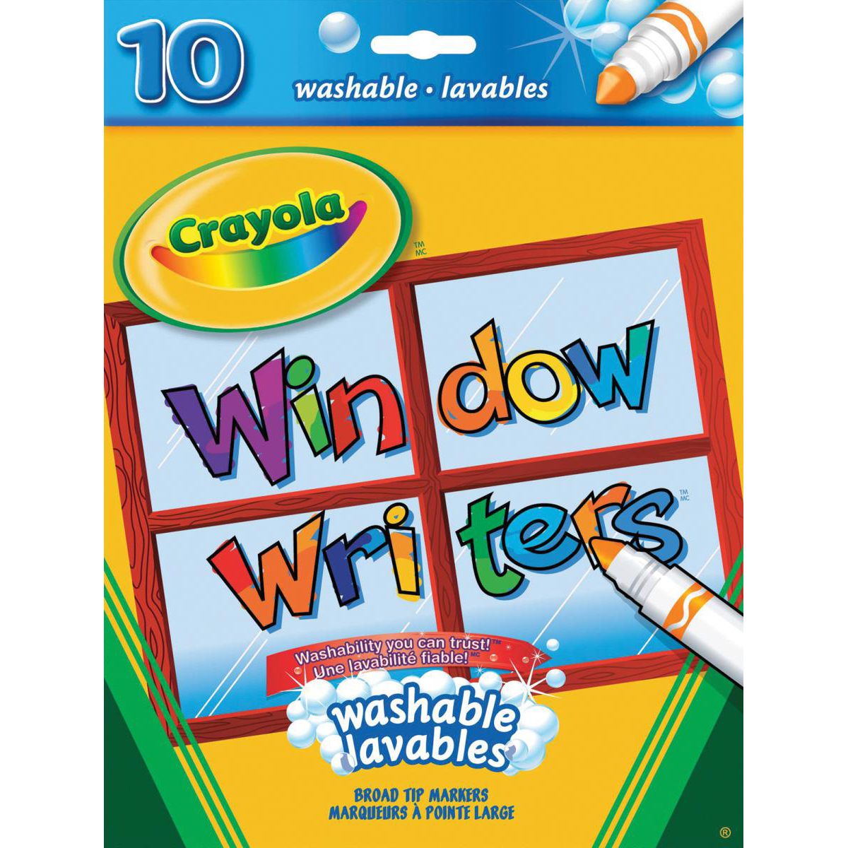 Crayola® Window Writers