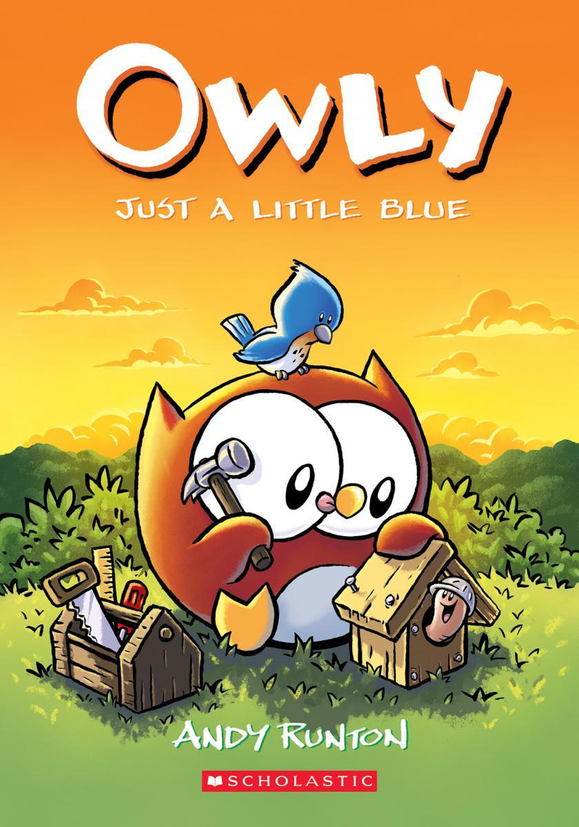 Owly #2: Just a Little Blue