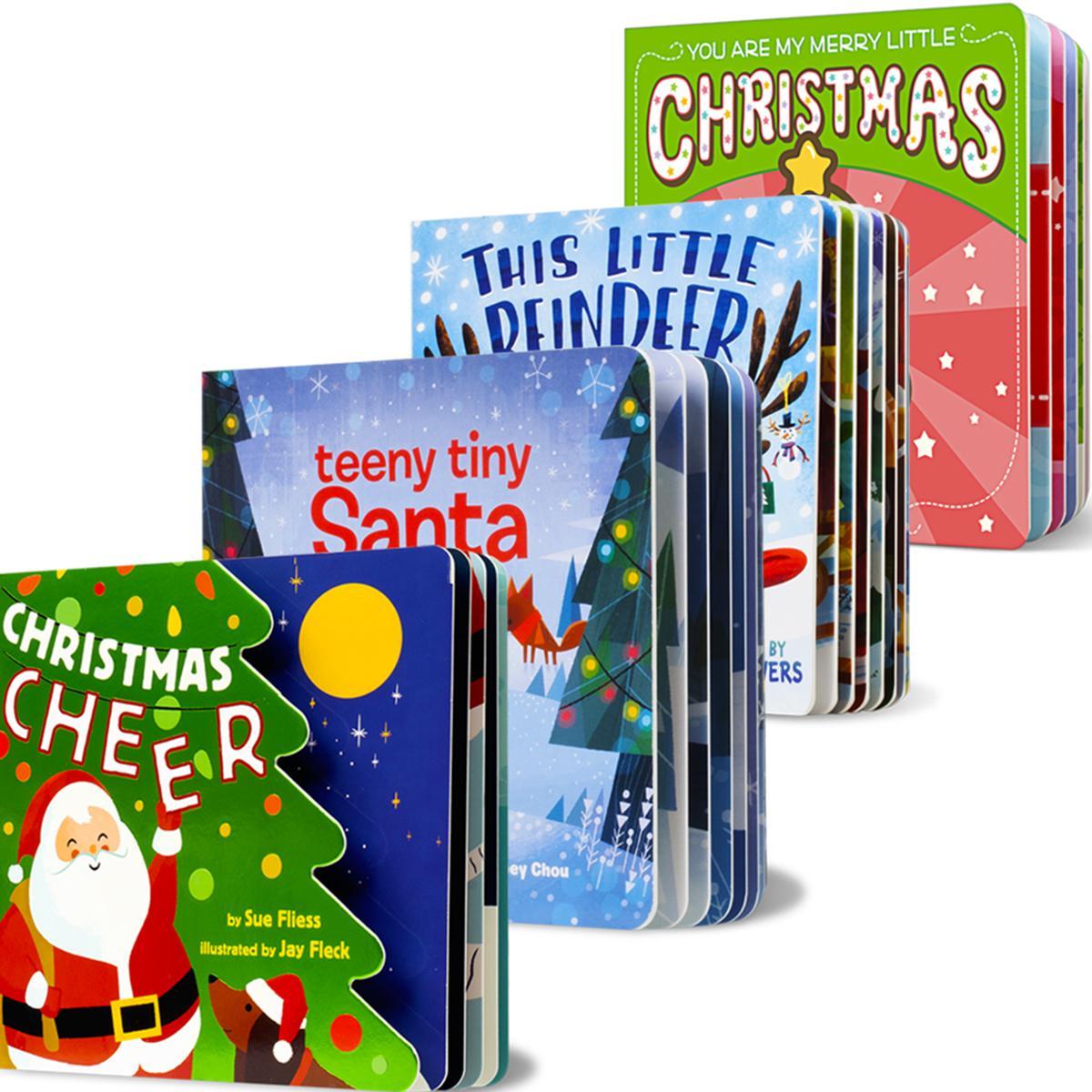 Christmas Cheer Board Book Pack
