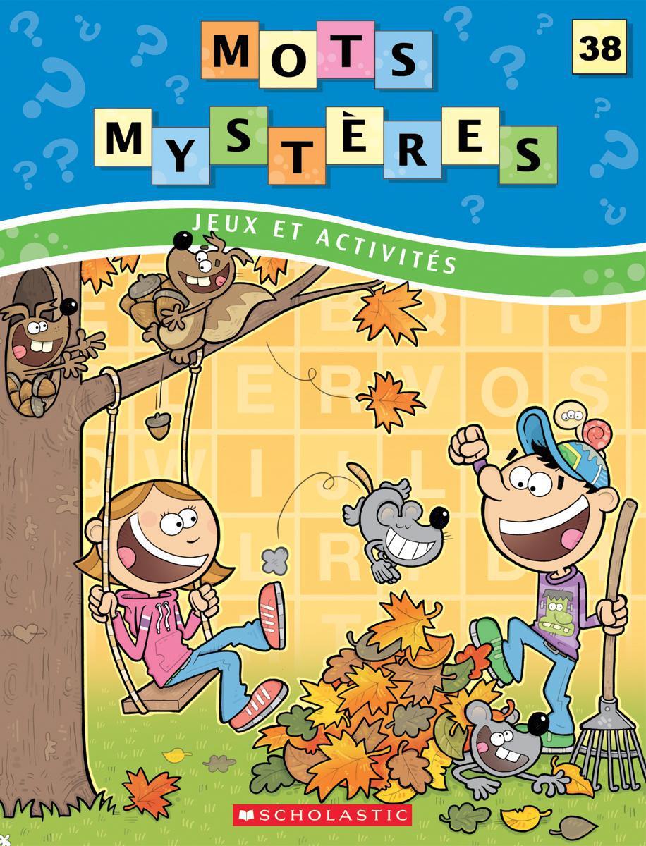 Mots mystères n° 38