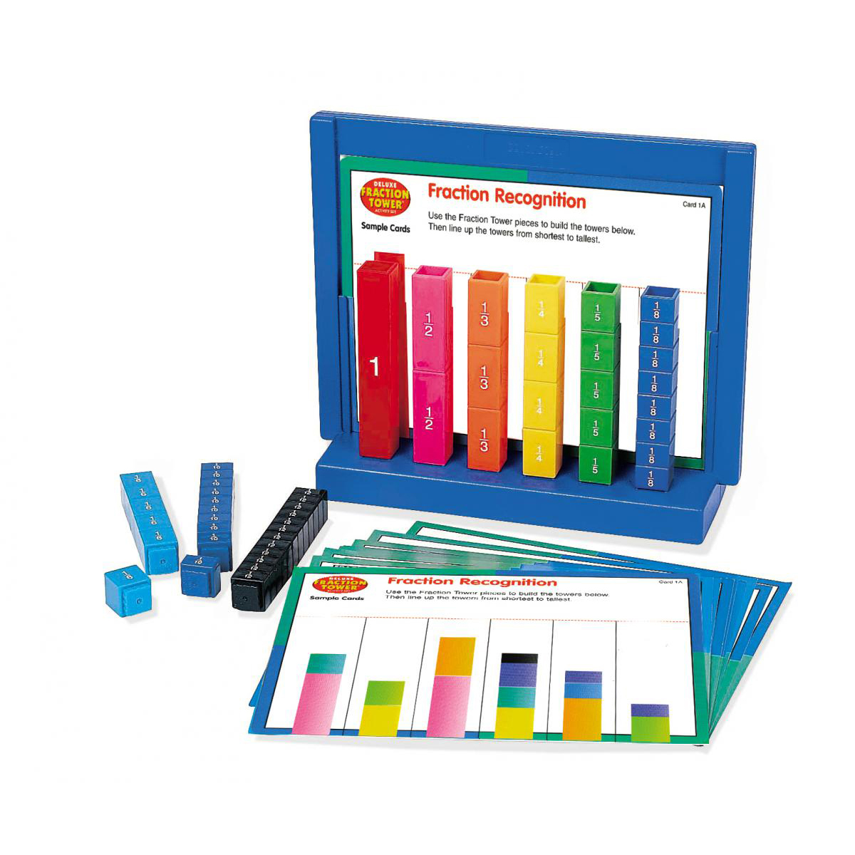 Deluxe Fraction Tower® Activity Set