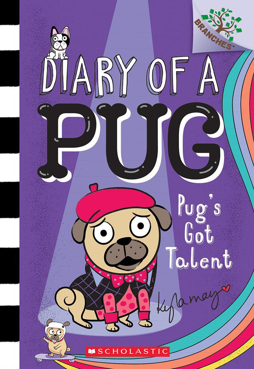 Diary of a Pug #4: Pug's Got Talent