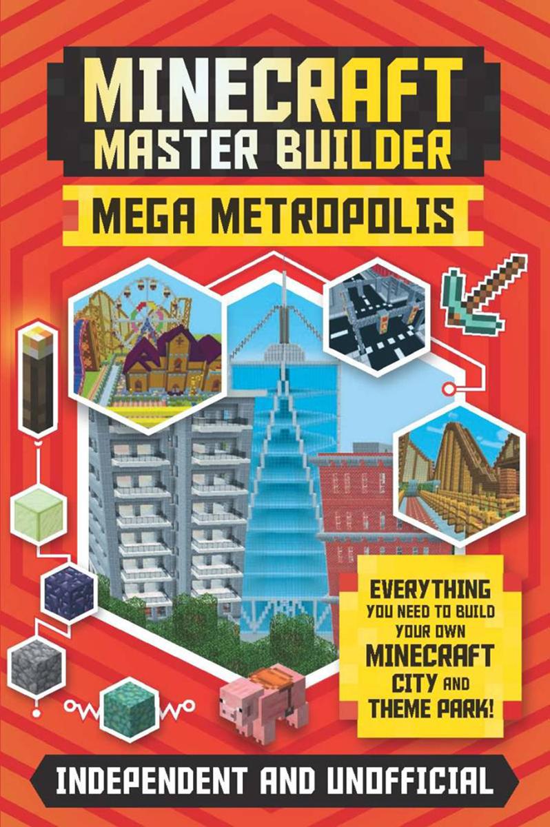 Minecraft Master Builder: Mega Metropolis