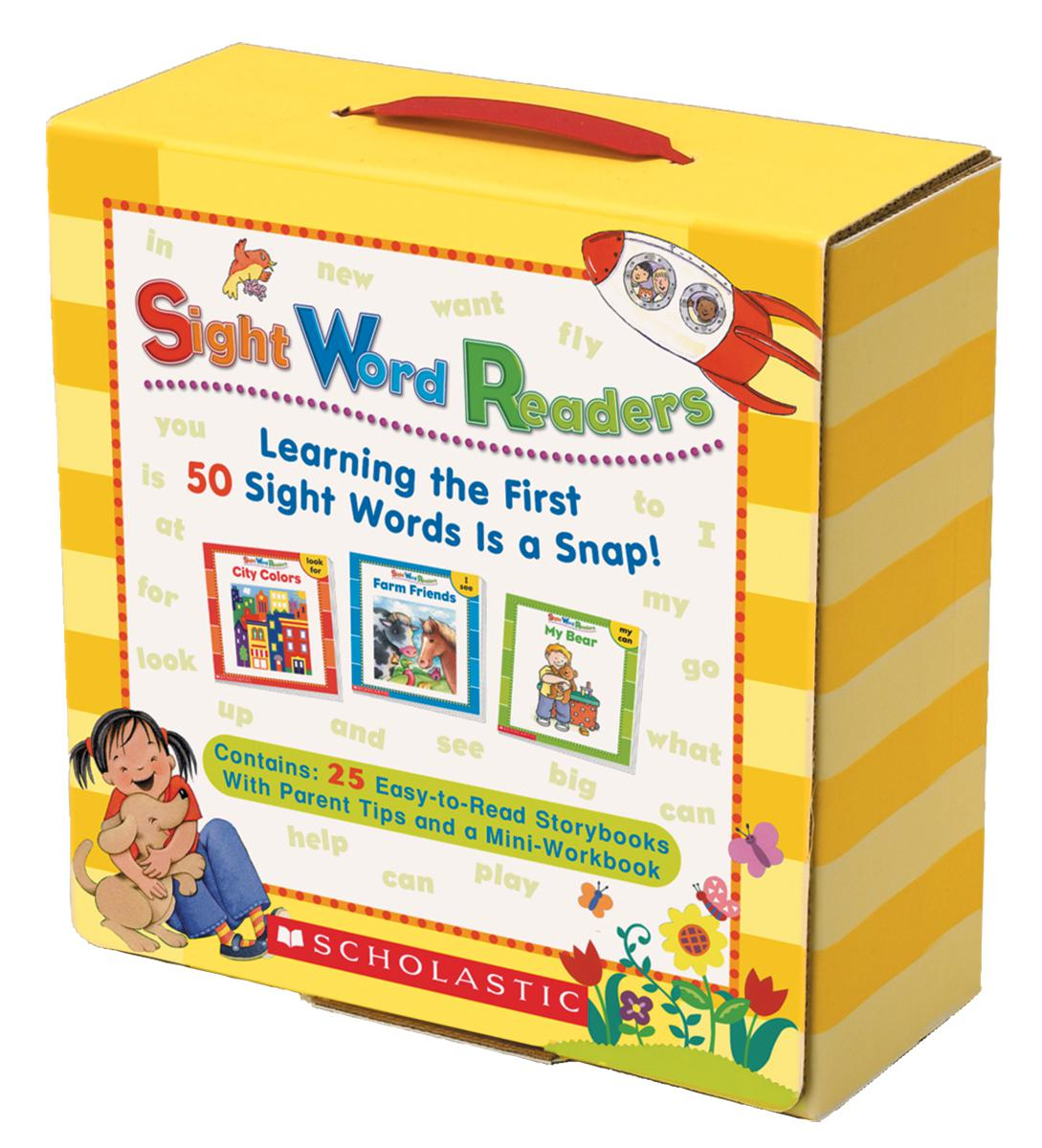 Sight Word Readers Value Pack