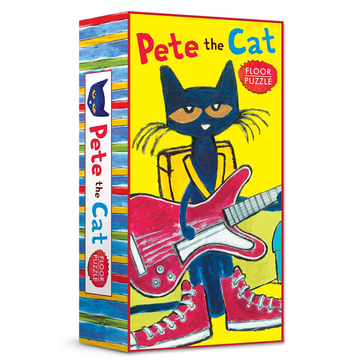 Pete the Cat Floor Puzzle
