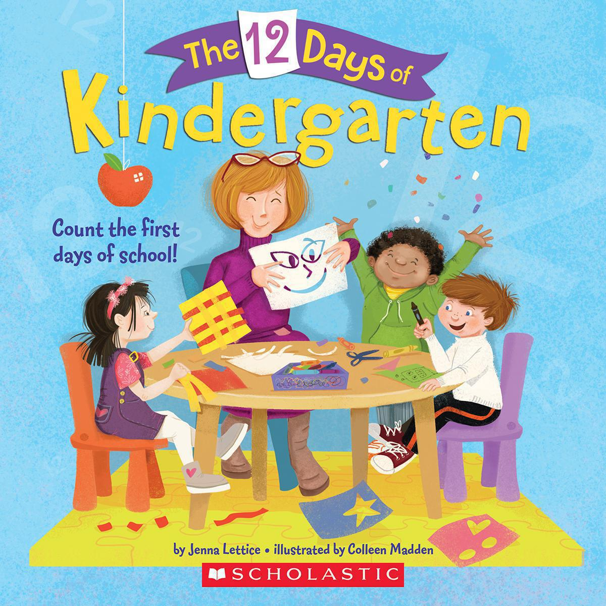 The 12 Days of Kindergarten 10-Pack