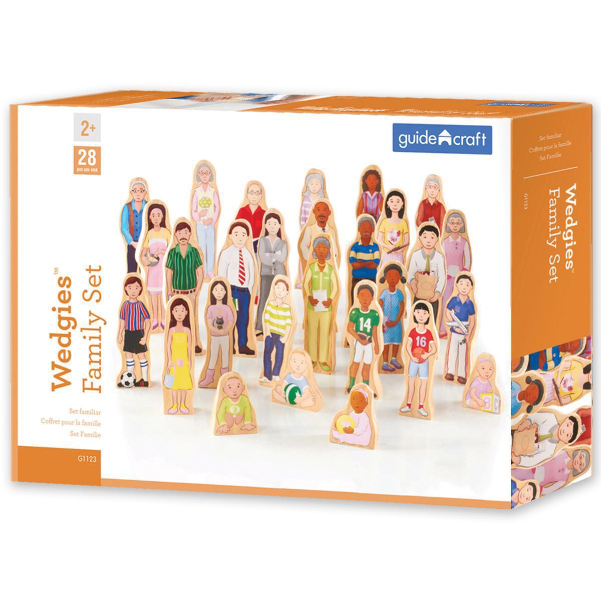 Wedgies Family Set